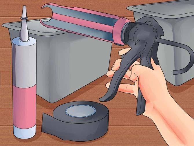 Как сделать аквариум своими руками - необходимые инструменты